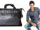 Интернет-магазин предлагает брендовые мужские сумки
