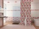 Облагораживание стен в ванной при помощи керамики