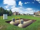 Газгольдер для коттеджа: особенности и преимущества