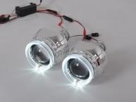 Современные линзы для светодиодных устройств