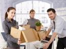 Как офисный переезд сделать без трудностей