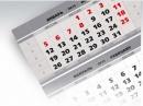 Стильные календарные блоки