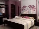 Где именно в спальне нужно ставить кровать?