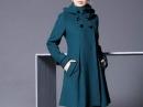 Женское пальто - диктатура цвета