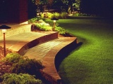Садовое и ландшафтное освещение – важная часть дизайна