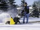 Снегоуборочные машины Karcher STH. Основные преимущества